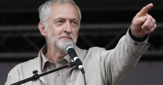 Israel attacks Corbyn. He is an obstacle to War