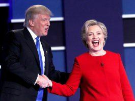 Syria: Trump-Clinton agree on military escalation
