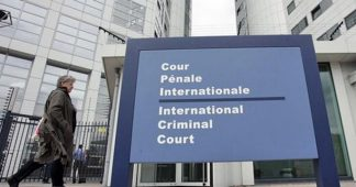 Ecological crimes, International Justice