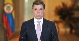 The Hypocrisy of Awarding a Nobel Peace Prize to Juan Manuel Santos