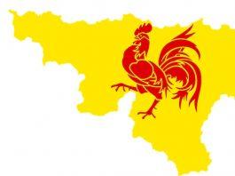 Stay strong, Wallonia! Bleib stark, Wallonien! Tiens bon, Wallonie!