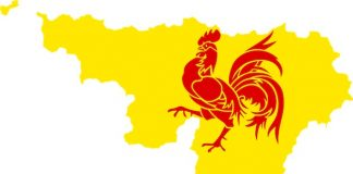 Stay strong, Wallonia! Bleib stark, Wallonien! Tiens bon, Wallonie!