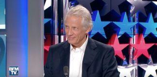 """Villepin : """"Le Président ne comprend pas ce qu'il se passe aux États-Unis"""""""