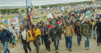 Obama says Dakota Access Pipeline may be rerouted after months of protests