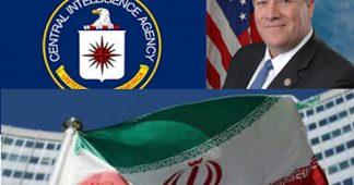 New CIA director threatens Iran