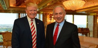 Netanyahu satisfied with Trump