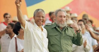 Africa and Black America mourn Castro