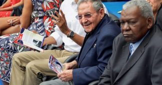 All countries (except US and Israel) for lifting the embargo of Cuba