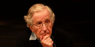 Noam Chomsky on Trump, Baltics, Crimea, Israel, Climatic Change