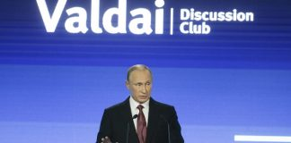 Putin urges new Marshall Plan for Middle East