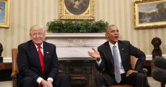 US political establishment rallies behind Trump