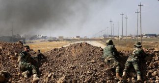 US-backed Iraqi Offensive fails in Mosul