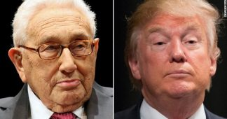 Will Trump Channel Kissinger?