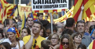 Catalonia versus the Spanish state: the battleground in 2017