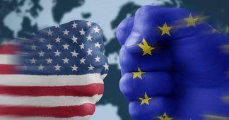 Comment Trotsky explique la soumission européenne aux USA