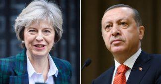 Theresa May est à Ankara pour « régler » la question de Chyprela politique de l'élargissement de l'UE est à un carrefour