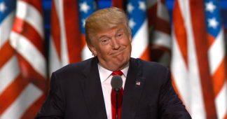 Trump Invades Syria