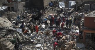The West condemned Russia's bombs – now coalition attacks are killing civilians in Mosul