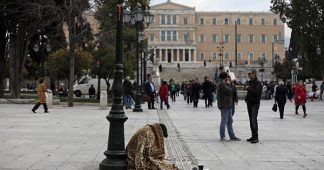 Poverty in Greece Gone Up 40% Since 2008