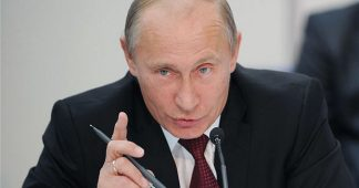 Putin to Israel: Stop Bombing Syria