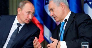 Putin to Netanyahu: Think the future, not the past!
