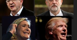 Mélenchon (et Corbyn) ou la Guerre
