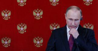 Putin Slams NATO