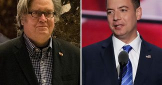 White House Shakeup? Rumors Swirl That Bannon / Priebus On The Chopping Block