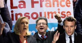 Melenchon on the Rise