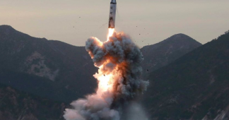 North Korean missile launch possibly sabotaged