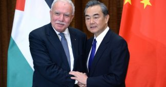 China sends a signal to Israel
