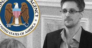 Snowden on NSA and Cyberwar