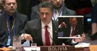 A Small, Poor and Very Brave Country: Bolivia in the United Nations