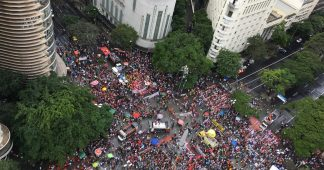 35 Million-Strong Strike Against Temer's Neoliberal Reforms Brings Brazil to a Halt