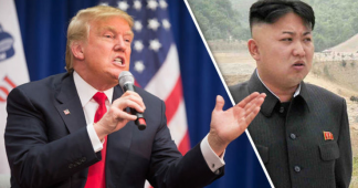 "The ""Collective Nero"" behind Trump threatens Korea (and China) with War"