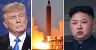 Kim Jong-un 'could unleash a NUCLEAR BOMB on HAWAII' if Trump aggression continues