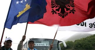 Serb officials warn of another war in the Balkans