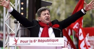 FRENCH ELECTION SHOCK: Jean-Luc Mélenchon 'most convincing' candidate in latest poll
