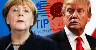 How Trump Made War on Angela Merkel and Europe