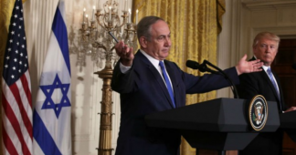 Netanyahu: Syria not enough, let's bomb Iran, Korea and others!