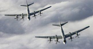 Just What Were Those Russian Tu-95 Strategic Bombers Doing Off Alaska's Coast?