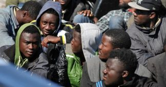 France intervened in Libya and rehabilitated slavery