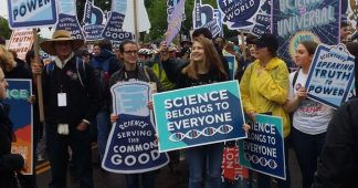 Hundreds of thousands march worldwide to defend science