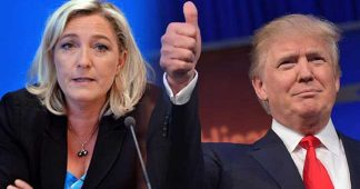The Hijacking of France (from Donald Trump to Marine Le Pen)
