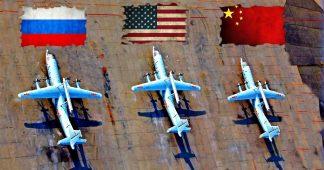 Washington Plans to Nuke Russia and China?