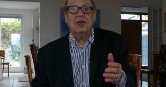 Jean Ziegler: l' importance historique de la candidature Melanchon pour l' Europe