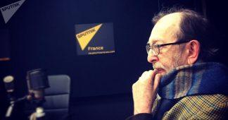 Alain de Benoist: «la présidence Macron est le produit de ceux qui ne pensent pas»