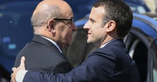 Macron's people for repression and war: Strzoda and Le Drian