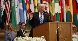 Trump's speech draws mixed reaction, including plenty of anger, in the Muslim world