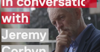 In conversation with Jeremy Corbyn | documented by Ken Loach